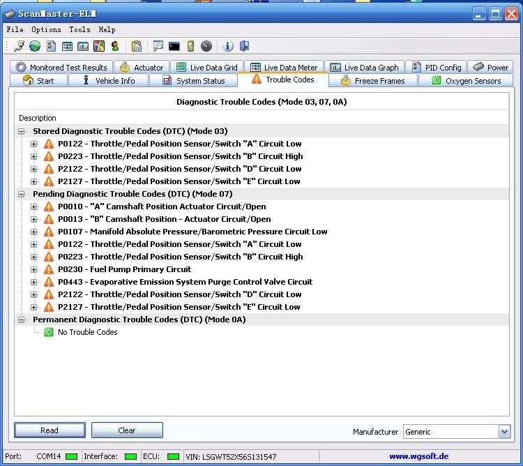 eml327программы