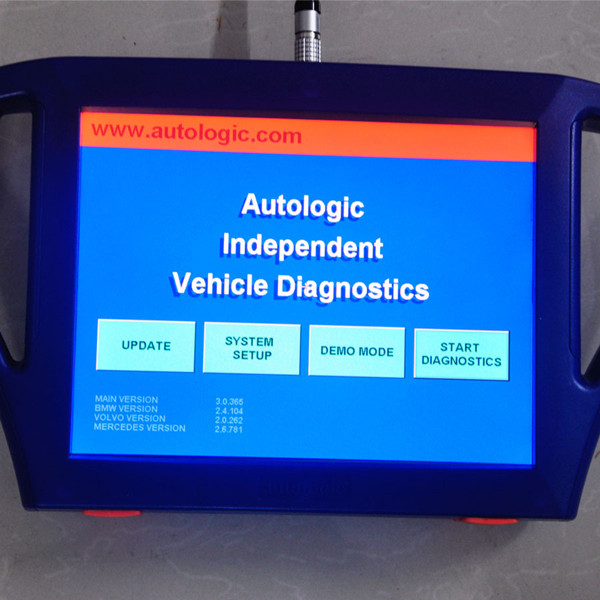 2014 autologic vehicle diagnostics tool for mercedes benz for Mercedes benz computer diagnostic tool